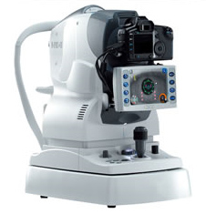 Stein Optometric Center Nidek retinal camera (source:Nidek)